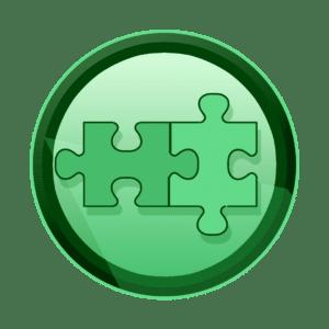 dvije spojene 2D puzzle, integracija, compositing renderiranih elemenata, 2D animacija, video produkcija, produkcija video sadržaja