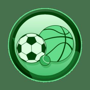3D sportske lopte za nogomet, tenis i košarku, teksturiranje, 3D animacija, video produkcija, produkcija video sadržaja