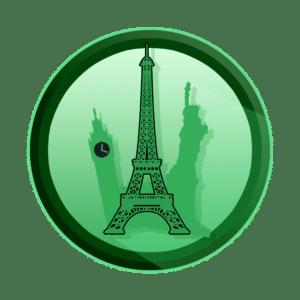 simboli poznatih gradova, Big Ben, Eiffelov toranj, Kip Slobode, prepoznatljivost, izrada maskota, kreativna agencija