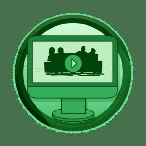 ekran sa play ikonom, video storyboard, animatik, predvizualizacija, kreativna agencija