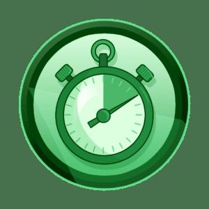 štoperica sa naznačenim proteklim vremenom, duže vrijeme interakcije, razvoj aplikacija i igara, interaktivan sadržaj, interaktivni sadržaji