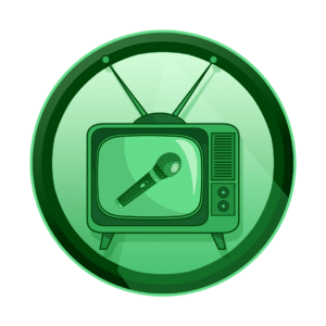 mikrofon na tv ekranu, kombinirani pristup, video produkcija, produkcija video sadržaja
