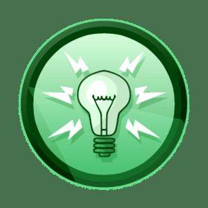 upaljena žarulja, koncept i planiranje, razrada ideje, 2D animacija, video produkcija, produkcija video sadržaja