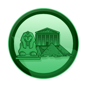 povijesni spomenici, sfinga, grčki hram i piramida, sačuvajte spomenike i prirodu, virtualna i proširena stvarnost, VR, AR, XR, interaktivan sadržaj, interaktivni sadržaji