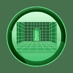 holodeck soba sa izlaznim vratima, virtualna i proširena stvarnost, interaktivan sadržaj, interaktivni sadržaji