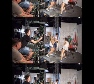 Snimanje na setu, snimanje spota follow the sun ronhill, tv reklama, video produkcija, produkcija video sadržaja